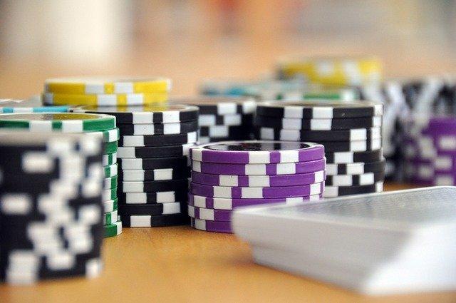 Online casino website bonus